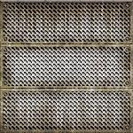 Weathered patterned sheet metal Stock Photo - Royalty-Free, Artist: icholakov, Code: 400-03936654