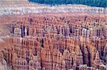 The red and white rocks of Bryce Canyon, Utah, USA Stock Photo - Royalty-Free, Artist: oralleff, Code: 400-03938461