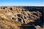 Overview of landscape in Badlands National Park, South Dakota. Stock Photo - Royalty-Free, Artist: iofoto, Code: 400-03940731