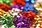 Mixed bows with shallow depth of filed Stock Photo - Royalty-Free, Artist: vbrownjd, Code: 400-03944478