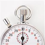 Detail of stopwatch. Stock Photo - Royalty-Free, Artist: iofoto, Code: 400-03944757