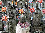 traditional Japanese Buddhas sculptures during religious festival (ma-tsu-ri) in Japan Stock Photo - Royalty-Free, Artist: yuriz, Code: 400-03951699