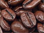 Closeup of coffee beans Stock Photo - Royalty-Free, Artist: devulderj, Code: 400-03953349