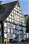 Timber Framed House, Eversberg, Meschede, North Rhine-Westphalia, Germany