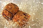 A cork is abandoned after the party Stock Photo - Royalty-Free, Artist: myper, Code: 400-03968816
