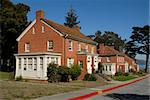 Military housing, Presidio, San Francisco, California Stock Photo - Royalty-Free, Artist: disorderly, Code: 400-03974864