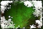 Christmas abstract Background frame Stock Photo - Royalty-Free, Artist: ilolab, Code: 400-03975009