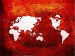 world map textures and backgrounds Stock Photo - Royalty-Free, Artist: ilolab, Code: 400-03976305