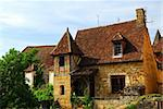 Medieval house in Sarlat, Dordogne region, France Stock Photo - Royalty-Free, Artist: Elenathewise, Code: 400-03988871