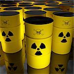 Radioactive tank Stock Photo - Royalty-Free, Artist: tiero, Code: 400-04000525