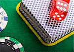 In the casino Stock Photo - Royalty-Free, Artist: JanPietruszka, Code: 400-04002097
