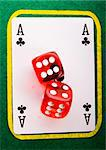 In the casino Stock Photo - Royalty-Free, Artist: JanPietruszka, Code: 400-04002100