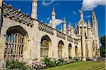 King's College and King's College Chapel, University of Cambridge, Cambridge, England Stock Photo - Premium Rights-Managed, Artist: JW, Code: 700-04003405