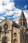 Gothic church in city of Nimes in southern France Stock Photo - Royalty-Free, Artist: Elenathewise, Code: 400-04003809