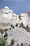 Mount Rushmore National Memorial, South Dakota Stock Photo - Royalty-Free, Artist: mphoto, Code: 400-04021597