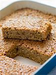 Flapjack in a Baking Dish Stock Photo - Royalty-Free, Artist: MonkeyBusinessImages, Code: 400-04034648