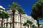 Luxury hotel on Croisette promenade in Cannes France Stock Photo - Royalty-Free, Artist: Elenathewise, Code: 400-04061278
