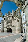 Arco de Santa Maria in the city of Burgos (Spain) Stock Photo - Royalty-Free, Artist: JavierGil, Code: 400-04066913