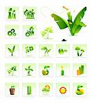 vegetation vector icon illustration