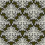 Seamless floral pattern, full scalable vector graphic included Eps v8 and 300 dpi JPG and are very easy to edit.
