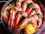 shrimp Stock Photo - Royalty-Free, Artist: Volff                         , Code: 400-04136549