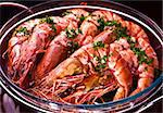 shrimp Stock Photo - Royalty-Free, Artist: Volff                         , Code: 400-04136752