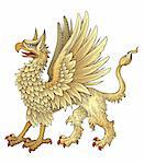 Griffin vector Stock Photo - Royalty-Free, Artist: Rony029, Code: 400-04145099