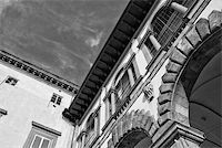 Architecture and Arts Detail of Lucca in Tuscany, Italy Stock Photo - Royalty-Freenull, Code: 400-04201719