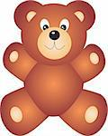 Bear vector. To see similar, please VISIT MY PORTFOLIO