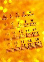 Maya numerals, artwork Stock Photo - Premium Royalty-Freenull, Code: 679-04250781