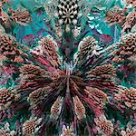Mandelbulb fractal Stock Photo - Premium Royalty-Free, Artist: Science Faction, Code: 679-04251369