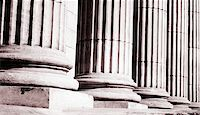 stock exchange building - Close-up of a bright classical pillar Stock Photo - Royalty-Freenull, Code: 400-04264205