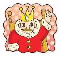 king dream Stock Photo - Royalty-Freenull, Code: 400-04284387