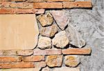 brick wall  In Thailand Stock Photo - Royalty-Free, Artist: kuponjabah                    , Code: 400-04301378