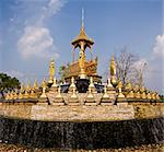 Buddha statue Can you see them in Thai Temple In Thailand Stock Photo - Royalty-Free, Artist: kuponjabah                    , Code: 400-04302560