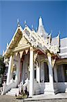 City Pillar Shrine Chachengsao In Thailand Stock Photo - Royalty-Free, Artist: kuponjabah                    , Code: 400-04307373