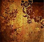asia style textures and backgrounds Stock Photo - Royalty-Free, Artist: ilolab                        , Code: 400-04325325