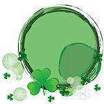 Background with clovers for St.Patrick`s day, vector illustration eps10 Stock Photo - Royalty-Free, Artist: MarketOlya                    , Code: 400-04327685