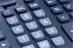 The big black calculator - keypad background close-up Stock Photo - Royalty-Free, Artist: fotostok_pdv                  , Code: 400-04333981