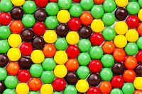 Background of colorful candies coated chocolate sweets Stock Photo - Royalty-Freenull, Code: 400-04333999