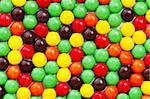Background of colorful candies coated chocolate sweets Stock Photo - Royalty-Free, Artist: fotostok_pdv                  , Code: 400-04333999