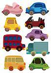 cartoon car icon Stock Photo - Royalty-Free, Artist: notkoo2008                    , Code: 400-04337156