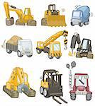 cartoon truck icon Stock Photo - Royalty-Free, Artist: notkoo2008                    , Code: 400-04337828