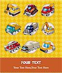 truck card Stock Photo - Royalty-Free, Artist: notkoo2008                    , Code: 400-04338775