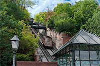 Budapest Funicular - Budavari Siklo , Hungary Stock Photo - Royalty-Freenull, Code: 400-04339572