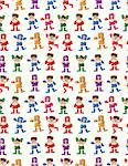 seamless boxer pattern Stock Photo - Royalty-Free, Artist: notkoo2008                    , Code: 400-04343481