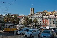 Portugal Lisbon capital city landscape history of the castle Stock Photo - Royalty-Freenull, Code: 400-04344586
