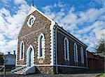 Old Catholic Church in Adelaide,Australia,19th century Stock Photo - Royalty-Free, Artist: LevKr                         , Code: 400-04347342