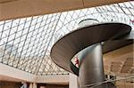 Interior in Louvre Museum, Paris Stock Photo - Royalty-Free, Artist: lindom                        , Code: 400-04348776
