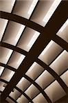 Detail of the ceiling from Louvre Museum, Paris Stock Photo - Royalty-Free, Artist: lindom                        , Code: 400-04348778